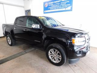 Used 2016 GMC Canyon 4WD SLT LEATHER for sale in Listowel, ON