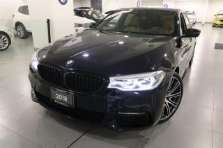Used 2018 BMW 540 d xDrive Sedan for sale in Newmarket, ON