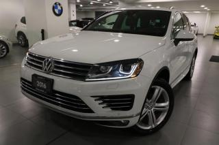 Used 2016 Volkswagen Touareg Execline 3.0 TDI 8sp at w/Tip 4M for sale in Newmarket, ON