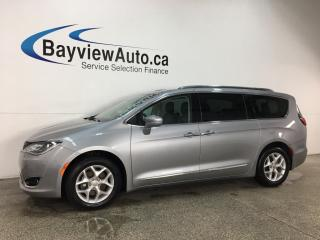 Used 2018 Chrysler Pacifica Touring-L Plus REAR LTHR! 3 ZONE CLIMATE! DVD X2! NAV! PWR LIFTGATE! PWR DOORS! for sale in Belleville, ON