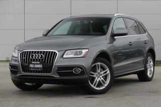 Used 2013 Audi Q5 2.0T Prem Plus Tip qtro *S-Line* for sale in Vancouver, BC