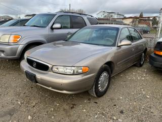 Used 2001 Buick Century 4dr Sdn Limited for sale in Surrey, BC