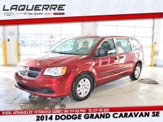 Used 2014 Dodge Grand Caravan SE for sale in Victoriaville, QC