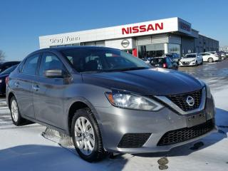 Used 2016 Nissan Sentra SV w/rear cam,heated seats,power heated mirrors,sxm radio for sale in Cambridge, ON