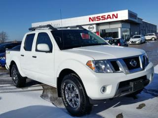 Used 2018 Nissan Frontier PREVIOUS DAILY RENTAL  PRO-4X 4x4 w/all leather,NAV,climate control,rear cam, for sale in Cambridge, ON