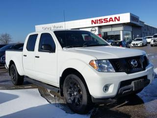 Used 2018 Nissan Frontier SV MIDNIGHT EDITION 4X4 w/midnight alloys,rear cam,sxm radio, for sale in Cambridge, ON