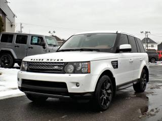 Used 2012 Land Rover Range Rover Sport SUPERCHARGED *CUIR*TOIT*GPS*V8 5.0L* for sale in Brossard, QC
