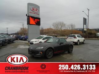 Used 2013 Mazda Miata MX-5 GS for sale in Cranbrook, BC