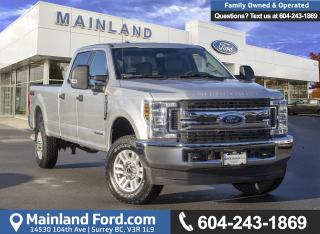 Used 2018 Ford F-350 XLT ACCIDENT FREE, LOCALLY DRIVEN, EX-RENTAL for sale in Surrey, BC