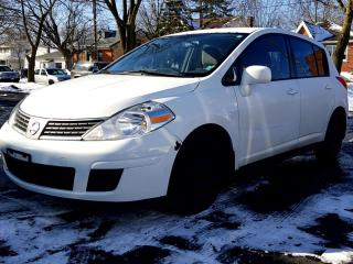 Used 2007 Nissan Versa 5dr HB I4 Auto 1.8 S for sale in Guelph, ON