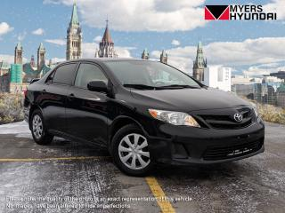 Used 2012 Toyota Corolla 5 Manual for sale in Bells Corners, ON