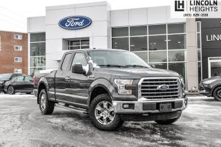 Used 2016 Ford F-150 XL - BLUETOOTH - TRAILER TOW for sale in Ottawa, ON