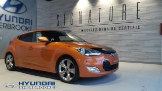 Used 2012 Hyundai Veloster TECH+NAVI GPS+TOIT PANO+CUIR for sale in Sherbrooke, QC