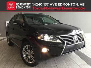 Used 2013 Lexus RX 350 Touring | Voice Nav | Heat/Cool Seat | Dual Zone for sale in Edmonton, AB