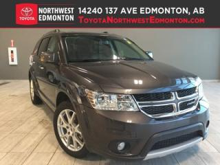 Used 2018 Dodge Journey GT | UCONNECT | Leather | Heat Seats | 3rd Row for sale in Edmonton, AB