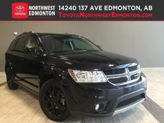 Used 2014 Dodge Journey SXT | Roof Rails | Bluetooth | Hands Free | for sale in Edmonton, AB