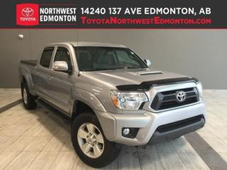 Used 2015 Toyota Tacoma 4X4 | Off-Road | Backup Cam | Bluetooth | Cover for sale in Edmonton, AB
