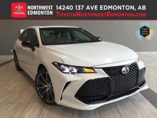 New 2019 Toyota Avalon XSE for sale in Edmonton, AB