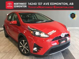New 2018 Toyota Prius c Technology for sale in Edmonton, AB