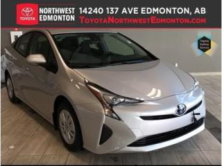 New 2018 Toyota Prius Upgrade Package for sale in Edmonton, AB