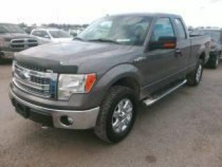 Used 2013 Ford F-150 XTR 4x4 for sale in Waterloo, ON