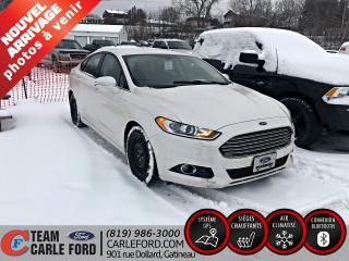 Used 2015 Ford Fusion Ford Fusion 2015, GPS, Siège chauffant, for sale in Gatineau, QC
