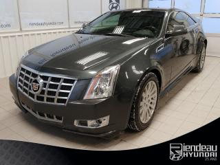 Used 2014 Cadillac CTS Awd+écran for sale in Ste-Julie, QC