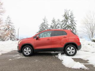 Used 2015 Chevrolet Trax LT AWD for sale in Thornton, ON