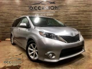 Used 2013 Toyota Sienna SE, 7 passagers for sale in Ste-Brigitte-de-Laval, QC