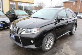 Used 2015 Lexus RX 450h HYBRID for sale in Brampton, ON