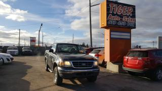 Used 2001 Ford F-150 XLT**4x4**V6**SHORT CAB**AS IS SPECIAL for sale in London, ON