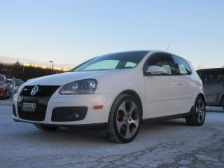 Used 2009 Volkswagen GTI LEATHER / ROOF / SNOW TIRES ON RIMS for sale in Newmarket, ON