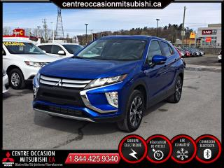 Used 2019 Mitsubishi Eclipse Cross ES S-AWC for sale in Terrebonne, QC