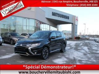 Used 2018 Mitsubishi Outlander Se Hybride for sale in Boucherville, QC