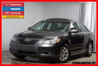 Used 2008 Toyota Camry Xle V6 / Cuir / Toit for sale in Drummondville, QC