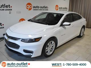 Used 2017 Chevrolet Malibu LT; Auto, Backup camera for sale in Edmonton, AB