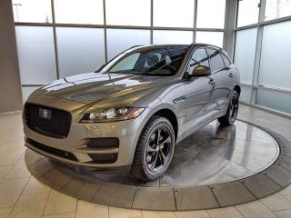 Used 2019 Jaguar F-PACE PREST for sale in Edmonton, AB