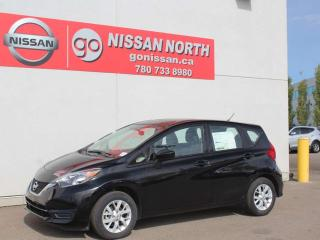 Used 2019 Nissan Versa Note SV/BACKUP CAM/HEATED SEATS for sale in Edmonton, AB