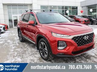 New 2019 Hyundai Santa Fe ULTIMATE-2.0T TURBO/NAV/BLUELINK/360 CAM/POWER TAILGATE/EMERGENCY BRAKING for sale in Edmonton, AB