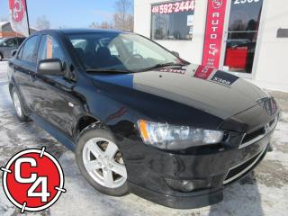 Used 2014 Mitsubishi Lancer Se Mag Toit Aileron for sale in St-Jérôme, QC