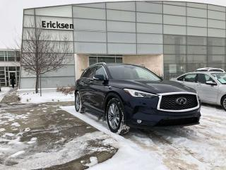 New 2019 Infiniti QX50 ProACTIVE PKG for sale in Edmonton, AB