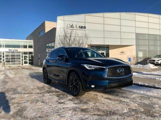 New 2019 Infiniti QX50 SENSORY PKG for sale in Edmonton, AB