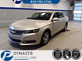 Used 2015 Chevrolet Impala LT for sale in Rouyn-Noranda, QC