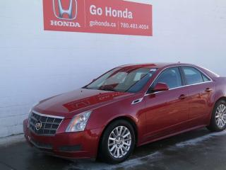 Used 2011 Cadillac CTS Sedan LEATHER, AWD, CTS4 for sale in Edmonton, AB