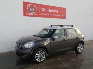 Used 2014 MINI Cooper Countryman COUNTRYMAN, LEATHER, AUTOMATIC for sale in Edmonton, AB
