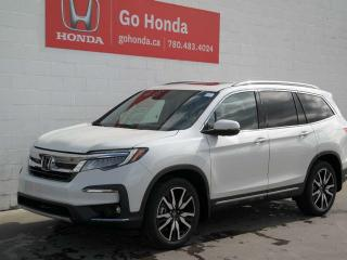 New 2019 Honda Pilot Touring for sale in Edmonton, AB