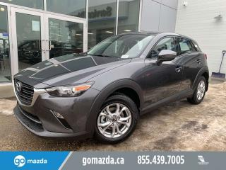 New 2019 Mazda CX-3 GS LUXURY for sale in Edmonton, AB