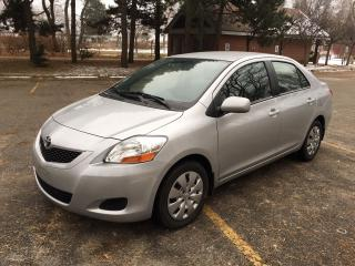 Used 2009 Toyota Yaris ACCIDENT FREE & SUPER LOW KMS for sale in Markham, ON