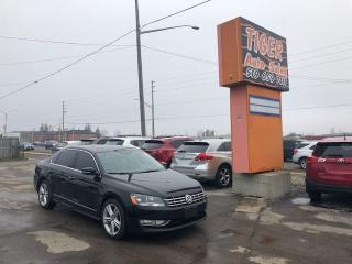 Used 2013 Volkswagen Passat HIGHLINE**SUNROOF**AUTO**GREAT CONDITION**CERT for sale in London, ON