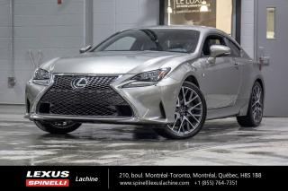 Used 2015 Lexus RC 350 AWD for sale in Lachine, QC
